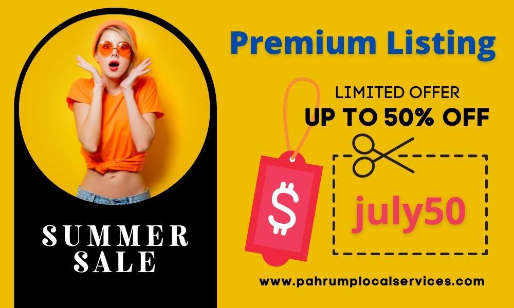 Summersale Premium Listing