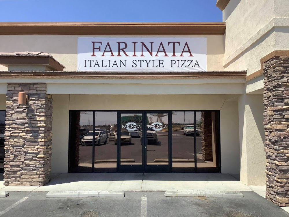 Farinata Italian Style Pizza