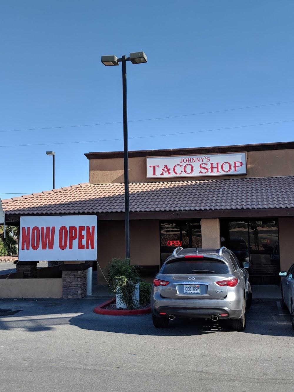 Johnny's Taco Shop