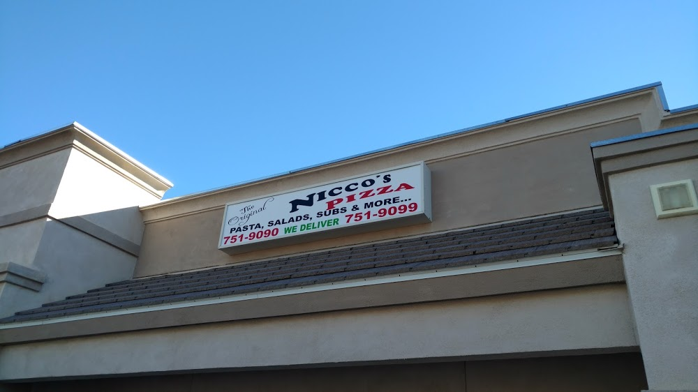 Nicco's Pizza Italian Restaurant