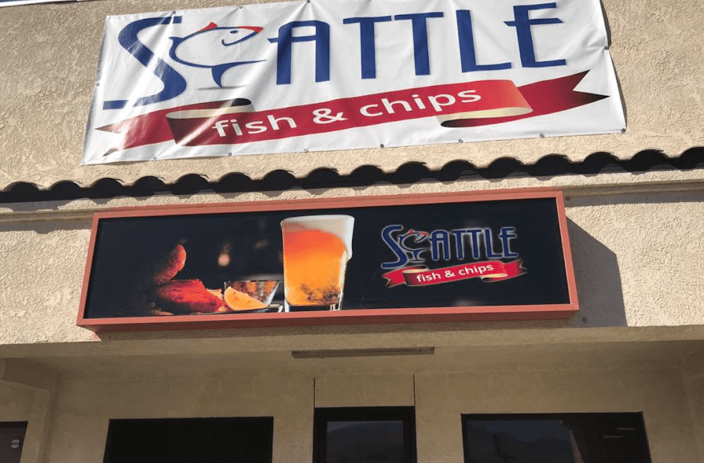 Seattle Fish & Chips