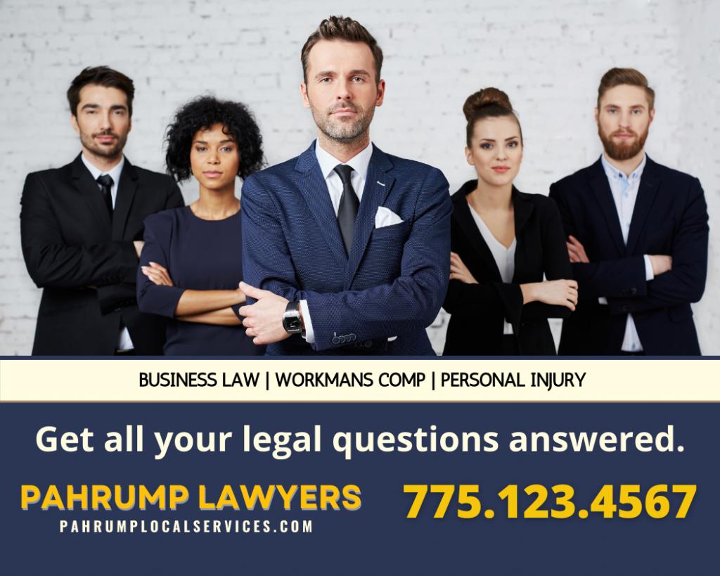 Pahrump Local Lawyers - Pahrump Local Services
