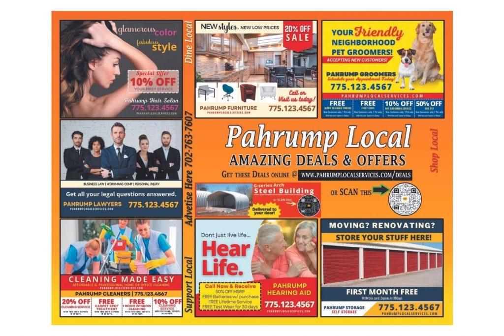 pahrump marketing postcard 2